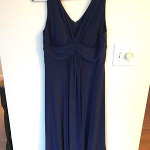 Cocktail formal blue dress size 10